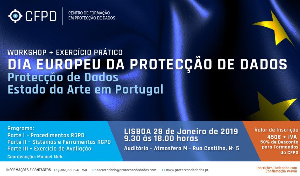 Dia Europeu da Protecção de Dados
